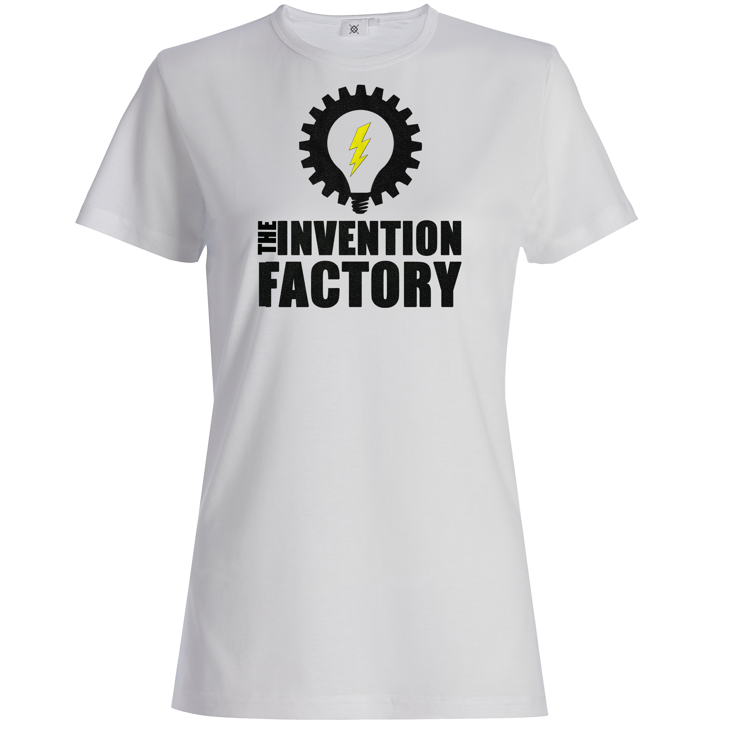 The Invention Factory Logo T-Shirt